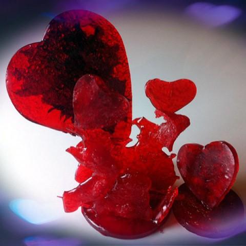 Tarta corazón