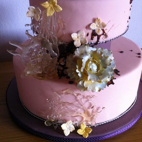 Tarta lila