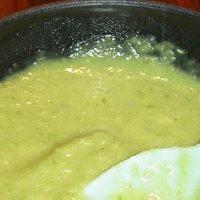 Salsa verde (para pescado)