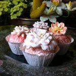 Cupcakes: delicias de chocolate blanco