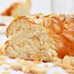 Pan brioche (trenza)