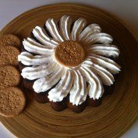 Bizcocho de galletas Maria